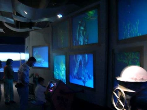 virtual aquarium
