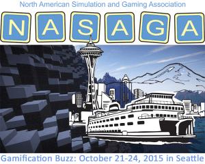 NASAGA2015 logo