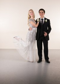 Hailey Morgan & Brayden Meza