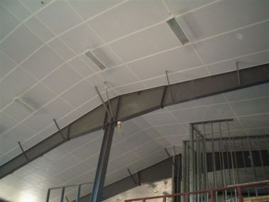 07-H - finished ceiling