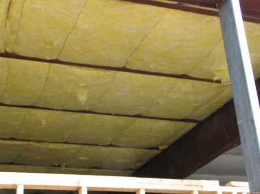 RB, 01-A ceiling-unfaced fiberglass