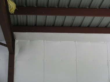 RB, 02-A finished wall