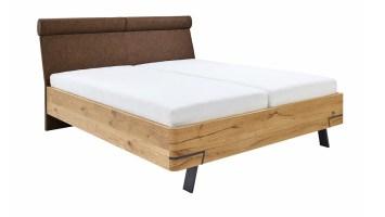 hülsta FENA Bett mit Polsterkopfteil   in verschiedenen ...