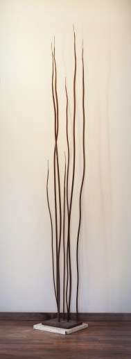 Sea Grass - Hand forged Steel