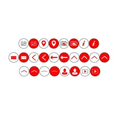 MacNimation Standard Basic Red Set