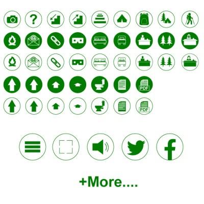 MacNimation Complete Set Green