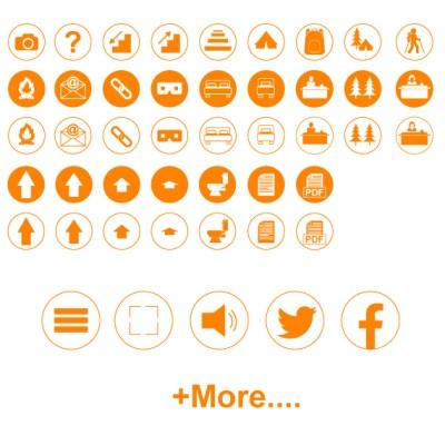 MacNimation Complete Set Orange