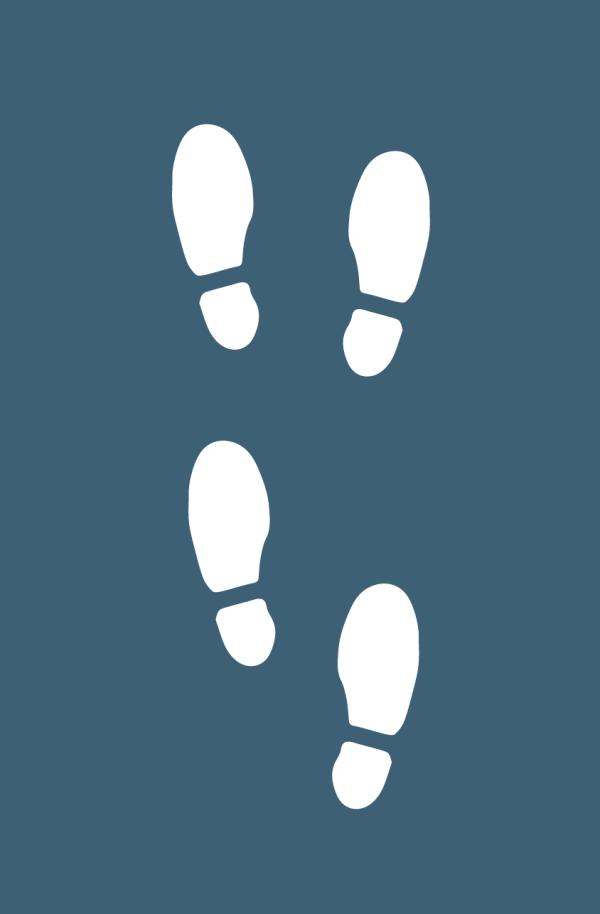 Footsteps Hotspot