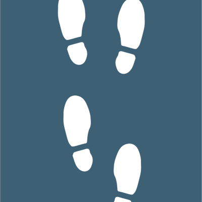 Animated: Footsteps Hotspot