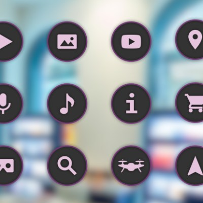 the4cornersin360 Icons Set 2