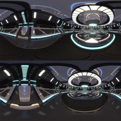 Portal – 4X 12K Spherical Panoramas