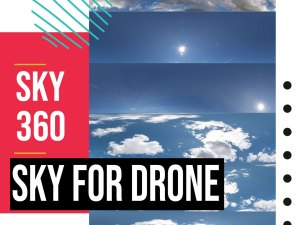 Sky for drone 360