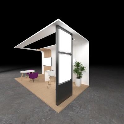 Exhibition Stand - 6 x 3