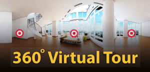Specialize in 360 Virtual Tour