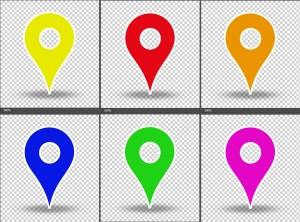 Map Pointer Basic