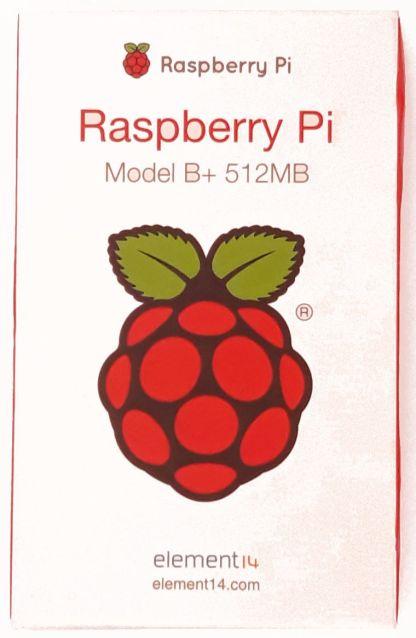 Raspberry PI Model B PLUS