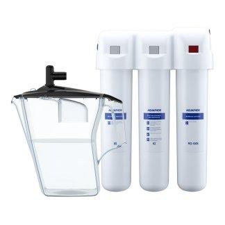 Il sistema di osmosi inversa Aquaphor DWM-312-12M-S1 (RO-31)