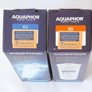 Aquaphor Replacements kit k2 k5
