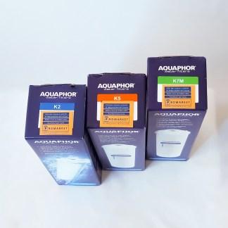 Aquaphor Replacements kit k2 k5 k7m