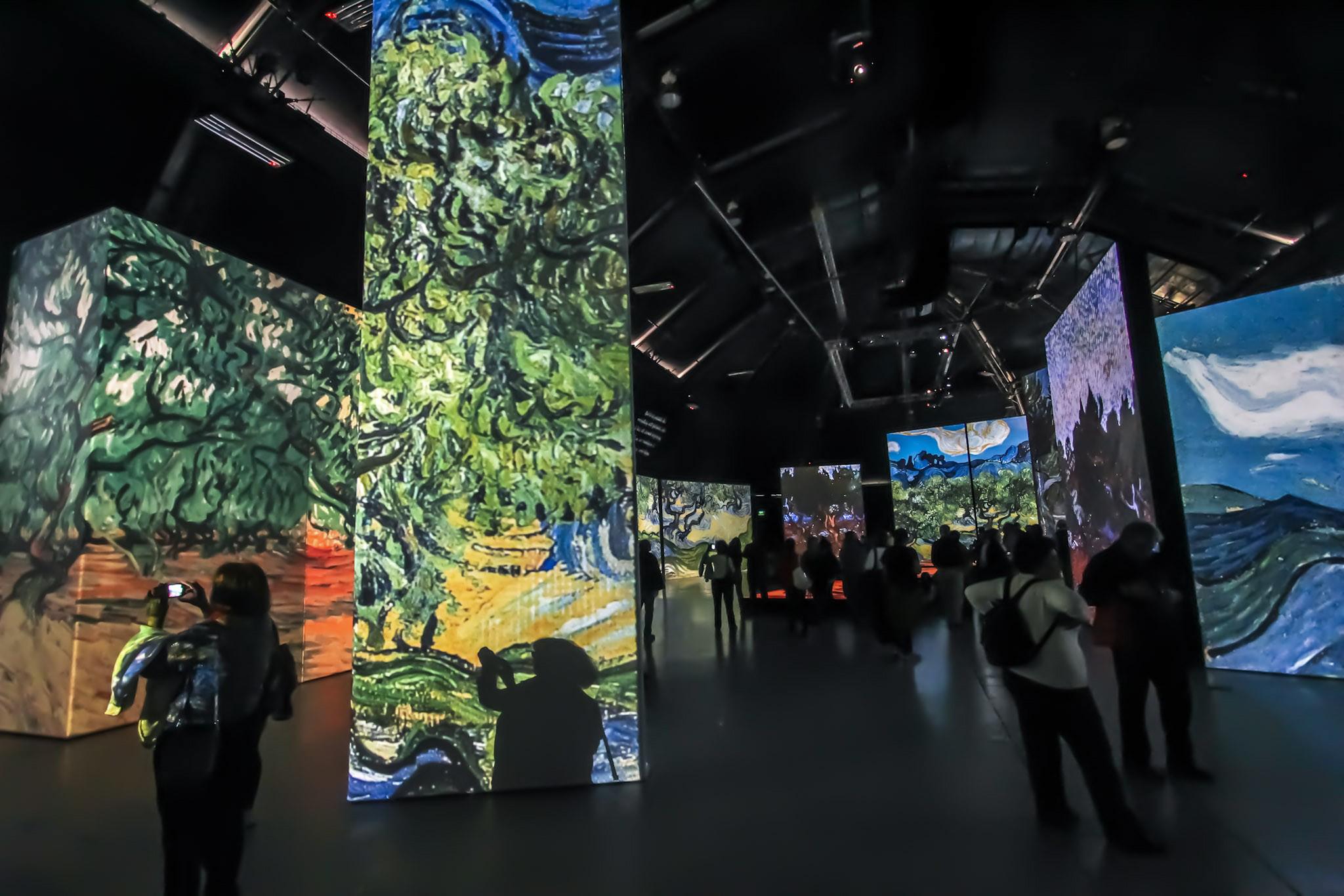 Van Gogh Alive Traveling Exhibition