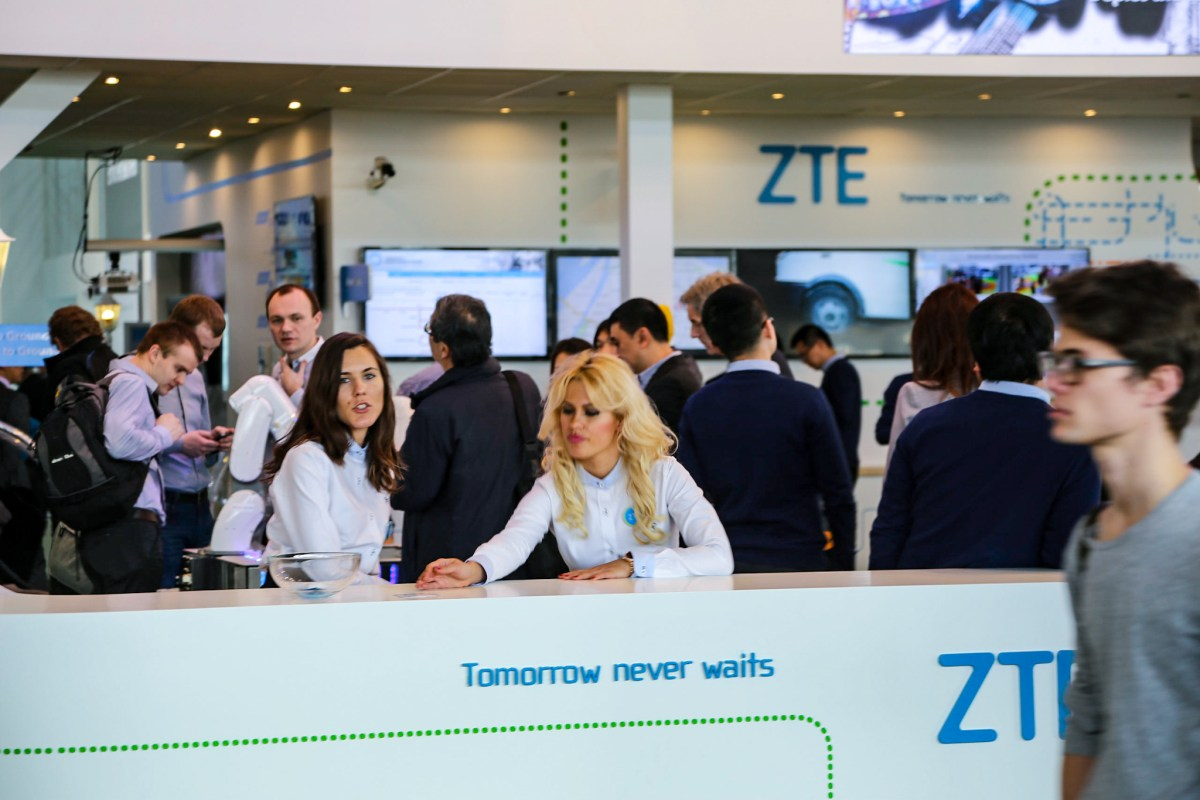 ZTE's slogan: Tomorrow never waits. Tomorrow may never come for ZTE in the light of new US measures to mitigate China's high tech influence.