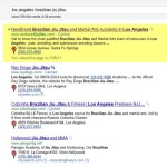 SEO for Los Angeles BJJ Gym