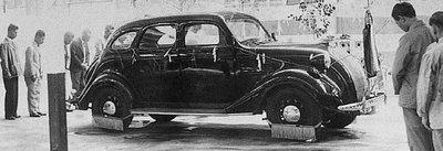 A1 passenger car