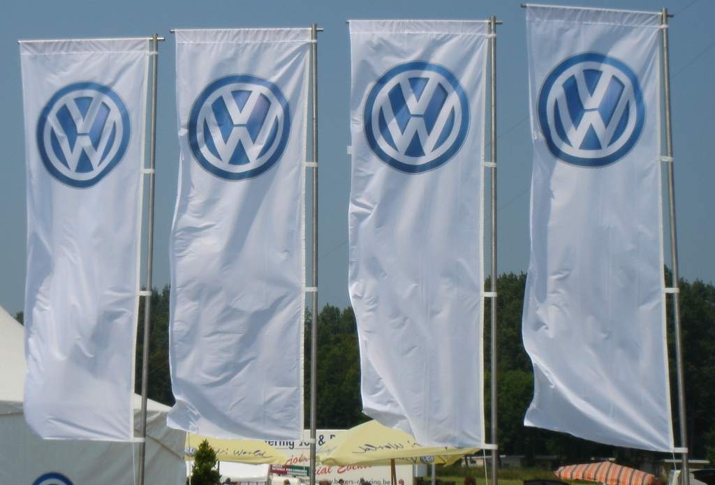 volkswagen group company information