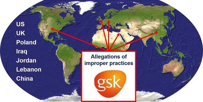 GSK 105 million dollar settlement - how many more?