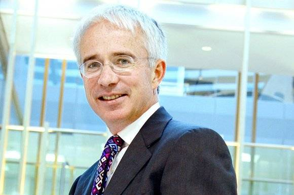 Peter Sands - Standard Chartered profit warning