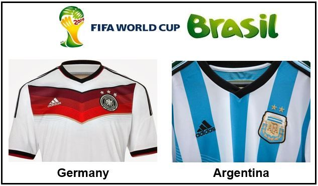 Adidas World Cup kit provider