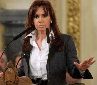 Elisabet Fernández de Kirchner