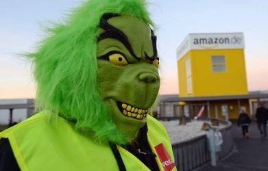 German Amazon Striker