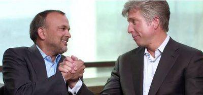 Steve Singh and Bill Mcdermott