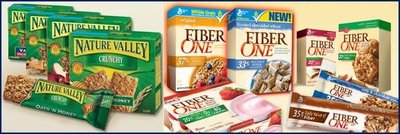 General Mills healthier choices
