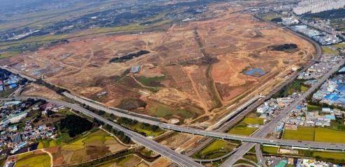 Samsung $15bn chip plant