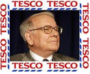 Warren Buffett Tesco investment