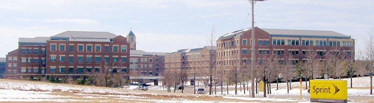 sprint overland campus