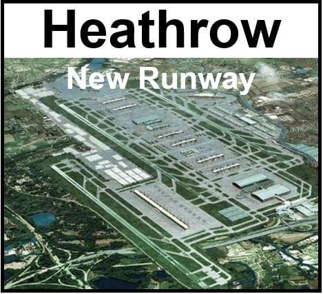 Heathrow new runway