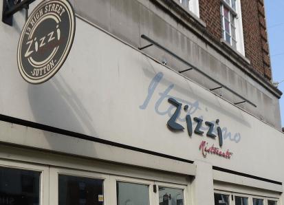 Zizzi outlet