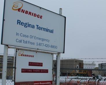 Enbridge Regina