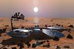 Beagle 2 lander