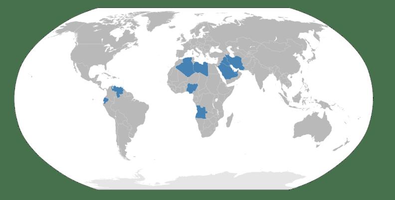 OPEC nations