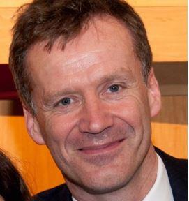 Professor Miles Padgett