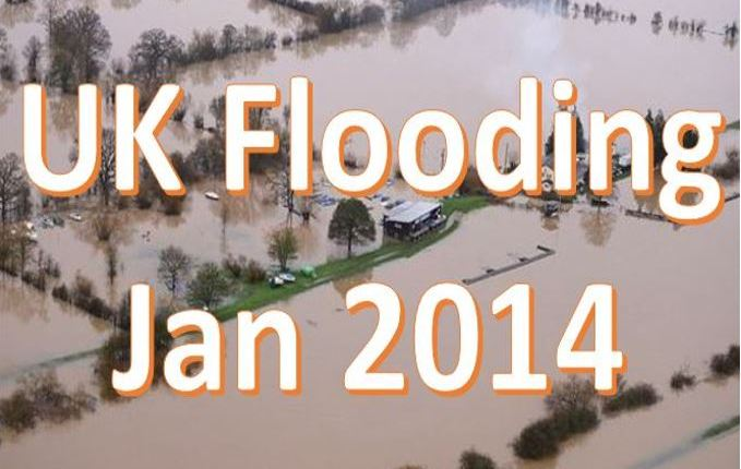 UK Flooding Jan 2014