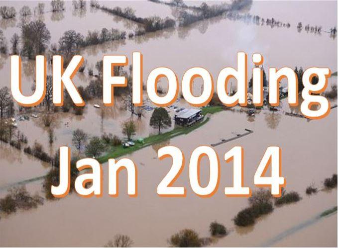 UK Flooding Jan 2014