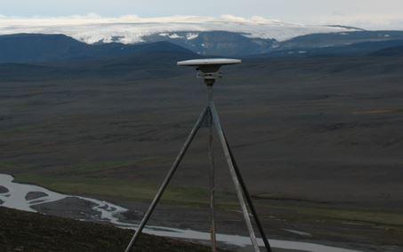 Global positioning satellite receiver