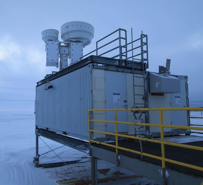 Alaska site