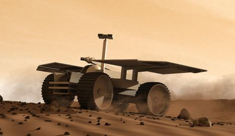 Mars One Rover