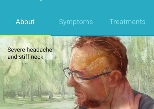 meningitis google search